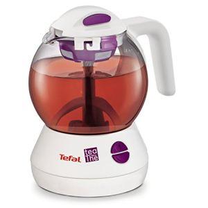 Tefal BJ1100FR - Théière électrique sans fil  Magic Tea 1 L