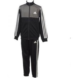 Adidas Ensembles de survêtement Yb tibero ts ch noir jr Noir - Taille 9 / 10 ans