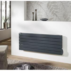 Acova TVXD150-130LF - Radiateur électrique H590 mm Fassane Premium horizontal 1500 Watts