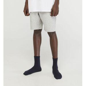 Calvin Klein Sleep Short Bas De Pyjama, Gris (Grey Heather 080), Small Homme