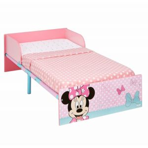 Worlds Apart Lit pour fille Minnie Mouse Hellohome (70 x 140 cm)