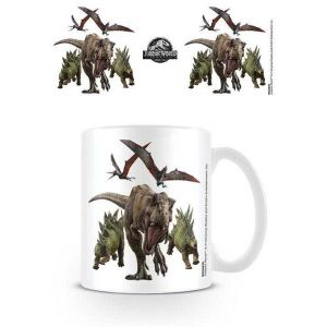 Pyramid International Jurassic World Fallen Kingdom mug Dino Rampage