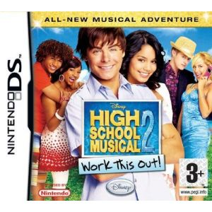 High School Musical 2 : Work This Out [DS]