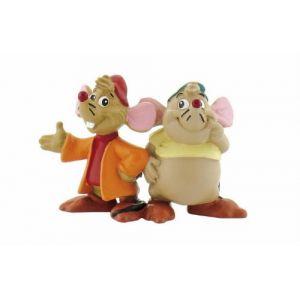 Figurine Karlie Et Jacques les souris de Cendrillon