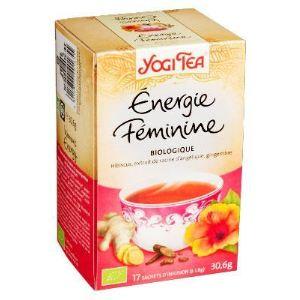 Yogi Tea Énergie Féminine - Infusion ayurvédique Bio