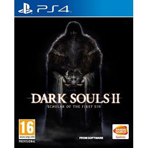 Dark Souls II : Scholar of the First Sin sur PS4