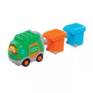 Vtech Tut Tut Bolides : Joel le camion poubelle