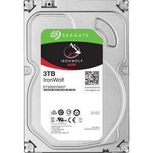 """Seagate ST3000VN007 - Disque dur SkyHawk Surveillance 3 To 3.5"""" SATA III 7200rpm"""
