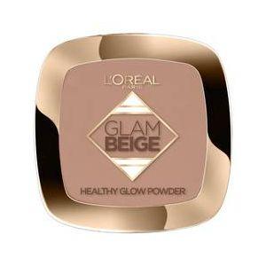 L'Oréal Glam Beige Poudre Bonne Mine Naturelle Medium Clair