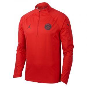Nike Haut de football Paris Saint-Germain Shield Squad pour Homme - Rouge - Taille 2XL