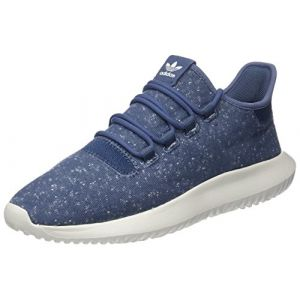 Adidas Tubular Shadow, Baskets Basses Homme, Bleu (Tech Ink/Tech Ink/Rose Crystal White), 45 1/3 EU