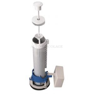 Porcher mécanisme court simple chasse wc veneto réf d961139aa