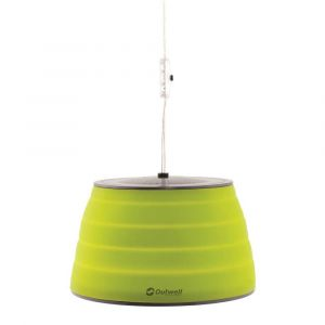 Outwell Équipement camping Sargas Lux - Lime Green - Taille 540 Lumens