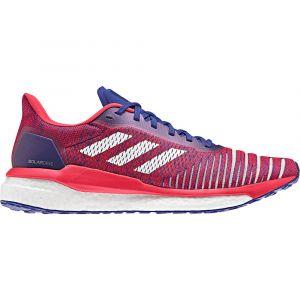 Adidas Running: Solar Drive Rose Bleu Femme B96232-Taille-40 2/3