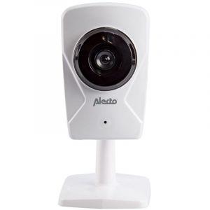 Alecto Caméra IP d'intérieur DVC-123IP Blanc