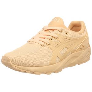 Asics Gel-Kayano Trainer Evo GS, Chaussures de Running Mixte Enfant, Orange (Apricot Iceapricot Ice 9595), 40 EU