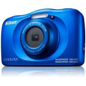 Nikon COMPACT Numérique COOLPIX W150 Bleu
