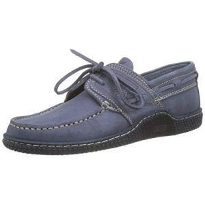 Tbs GONIOX, Chaussures Bateau Hommes, Gris (Encre E8182), 44 EU