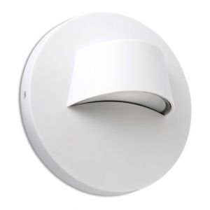Faro Applique Exterieur Blanc Brow LED 3W - 70408