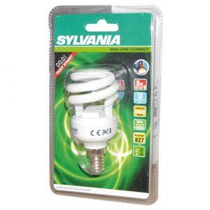 Image de Sylvania Ampoule Fast-Start SPIRO Fluo E27 15W