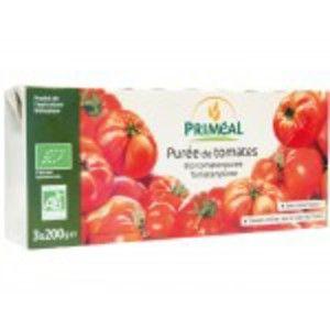 Priméal Purée de tomates bio 3x200g