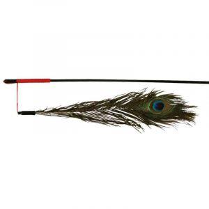 Trixie Canne À Pêche Avec Plume, 47 Cm