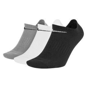 Nike Lot de 3 paires de chaussettes de training Everyday Lightweight Multicolore - Taille 42-45