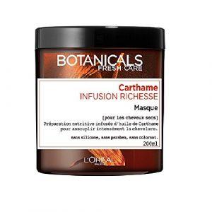 L'Oréal Botanicals Masque Soin Infusion Richesse pour Cheveux Secs 200 ml