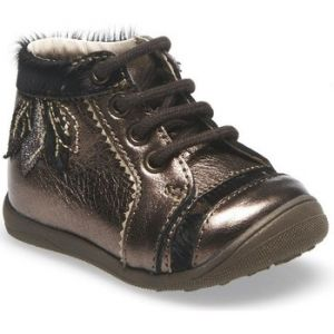 Catimini Alouette, Chaussures Premiers Pas Bébé Fille, Or (14 VTE Cuivre DPF/Gluck), 20 EU