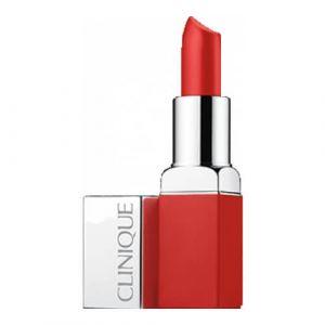 Clinique Pop matte 03 Ruby Pop - Rouge mat + base