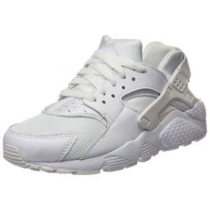 Nike Huarache Run Junior Blanc 654275 110