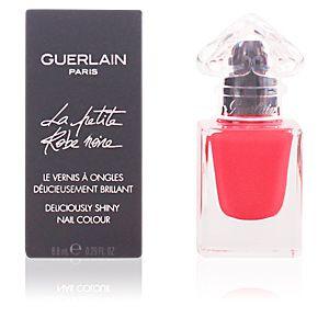 Guerlain La Petite Robe Noire 042 Fire Bow - Le vernis à ongles délicieusement brillant