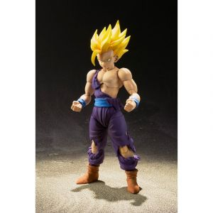 Bandai Dragon Ball Z - Super Saiyan Son Gohan Battle Damaged S.H.Figuarts 12cm