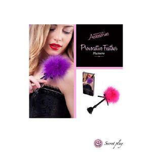 Secret Play Provocative Feather - Plumeau Violet -