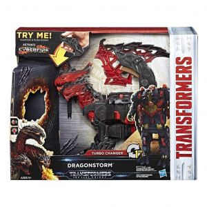 Hasbro Transformers Dragonstorm Turbo Changer
