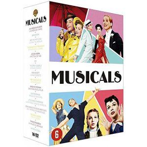 Image de Coffret Comédies Musicales - 16 films