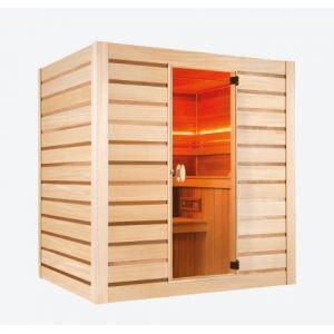 Holl's Le sauna vapeur Eccolo - 6 places