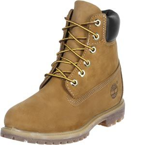 Timberland 6-Inch Premium Boot W chaussures temps libre beige 36,0 EU