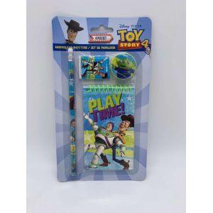 Set de papeterie 4 pcs Toy Story 4