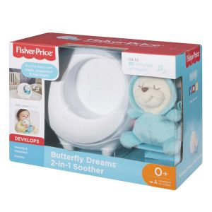 Fisher-Price Veilleuse doux rêves papillon