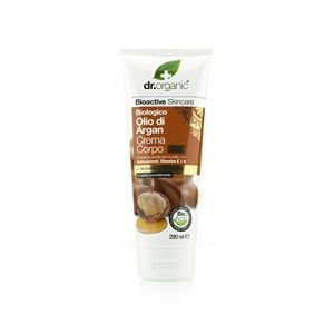 Dr. Organic Moroccan argan oil - Skin lotion