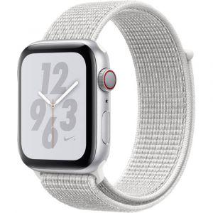 Apple Watch Nike+ Series 4 GPS Cell 44mm Silver Alu Nike Loop