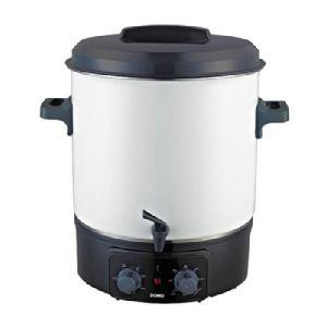 Domo Do322W - Stérilisateur à bocaux et conserves et réchaud pour vin chaud
