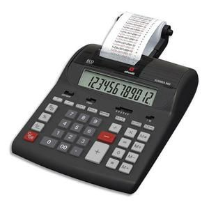 Olivetti Summa 302 - Calculatrice imprimante semi-professionnelle bicolore