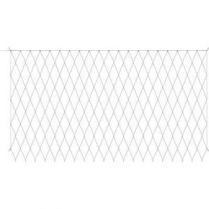 Polarlite PNL-02-001 - Filet de lumière pour l'extérieur 31 V LED blanc chaud, blanc froid (300 x 200 cm)