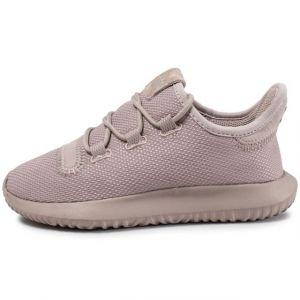 Adidas Tubular Shadow C, Chaussures de Fitness Mixte Enfant, Gris (Grivap/Grivap/Rosnat 000), 28 EU