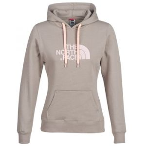 The North Face Sweatshirts Drew Peak Pullover Hoodie - Silt Grey - Taille XS