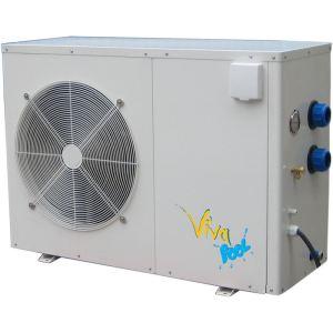 VIVA POOL Pompe à chaleur réversible chaud/froid 8,5 kW jusqu'à 60 m3 d'eau