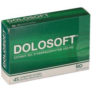 R&d pharma Dolosoft 450 mg - 45 Comprimés