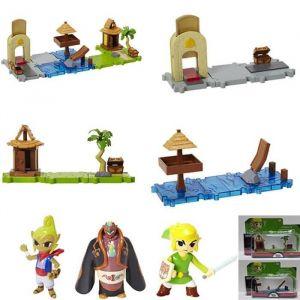 Abysse Corp Micro playset pack série 3 Zelda Nintendo